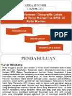 GIS Lokasi BPJS di kota Medan