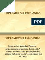 4 Pancasila Sebagai Sistem Filsafat