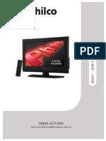 Manual Servico Tv Lcd Philco Ph19c Ver A