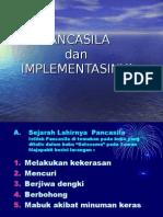 Bab II Pancasila Implementasinya