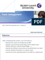 12 7302 5523 Operator Fault Management