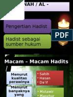 Al - Hadist