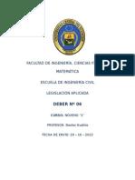 LEY DE EJERCICIO PROFESIONAL DE LA INGENIERIA CIVIL EXPEDIDA POR LEY No. 143 DEL 26 DE SEPTIEMBRE DE 1983