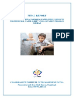 Phed Report