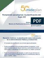 La Planificacion Del Siglo XXI (FINAL)
