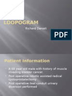 Distal Loopogram