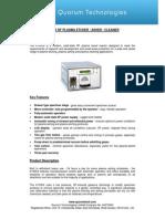 K1050X Plasma Etcher Spec