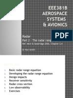 Aerospace System & Avionics
