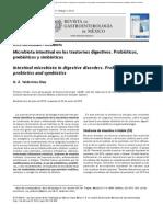 La Microbiota Del Duodeno en Individuos Sanos Es Distinta de La de SII