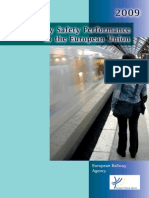 Railway Safety Performance in the European Union 2009