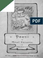 Poezii Mihai Eminescu 1901
