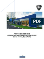 Proton Dealership Expansion Application