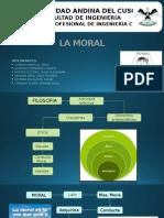 Diapositivas de Filosofia- La Moral