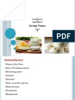 Financial Feasibility PPT on Ice Cream
