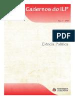 Cadernos Ciencia Politica