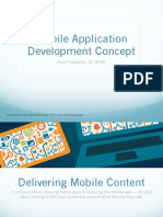 01C PAPB 01 MobileApplicationDevelopmentConcept