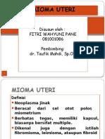 Persentasi Paper Mioma
