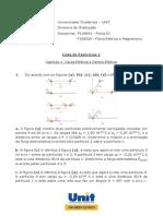 Lista de Exercícios 1 - Física Elétrica e Magnetismo - Física III