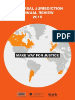 FIDH-TRIAL-ECCHR UJ annual review 2014