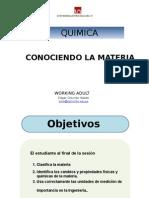 Ppt Materia y Medición