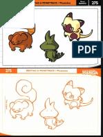 Manga Cards 275_Bestias y Monstruos_Mascotas_Nivel Basico