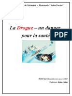 La Drogue – Un Danger