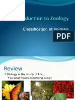 Introduction to Zoology-2013