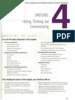 Reading 2 Emotions, Feeling, Thinking and Communicating