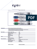 Uni InkView (1.8-2.2mm) - ESPAÑOL