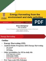 RF Energy Harvesting