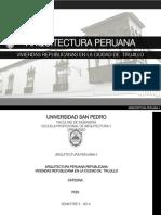 Vivienda Republicana - Trujillo