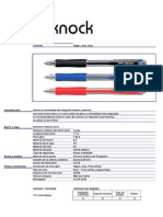Uni Laknock (0.5mm) - ESPAÑOL