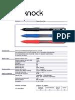 Uni Laknock (1.0mm) - ESPAÑOL