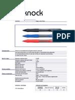 Uni Laknock (1.4mm) - ESPAÑOL