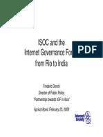 Partnership towards IGF in Asia
