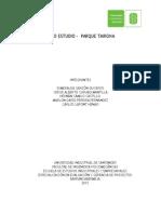 Trabajo Fundamentos de Formulación Rev.1 - Parque Tairona