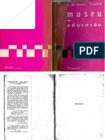 Museu e Educação F. Dos Santos Trigueiros - 1958