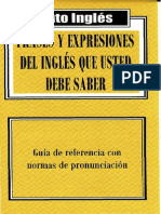 AIT3 - Frases y Expresiones Que Usted Debe Saber Tablet