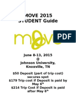 Amplify 2015 Move Student Guide