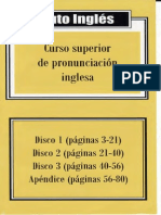 AIT6 - Curso Superior de Pronunciación Tablet