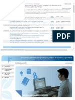 Conocimientos Sobre Tecnología y Mejores Prácticas de Enseñanza y Aprendizaje