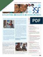 BSF Nieuwsbrief 2015 (NL)