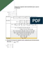 Álgebra Lineal Trabajo colaborativo 1