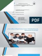 Empowermen, Kaizen Y Benchmarking en La Administración de Personal