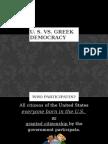 greek democracy u s democracypresentation