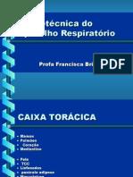 Semiotécnica Do Aparelho Respiratório