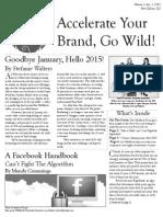 walters newsletter
