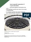 La Eurocámara Aprueba Aumentar El Presupuesto Para Erasmus