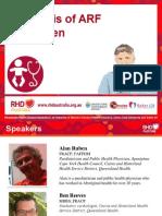 3 Diagnosis of ARF in Children