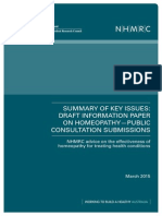 Cam02d Public Consultation Summary